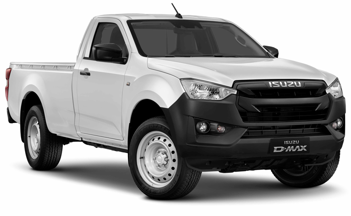 isuzu d-max single cab 4x2