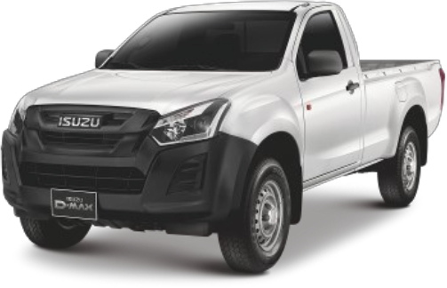 isuzu d-max single cab 4x4